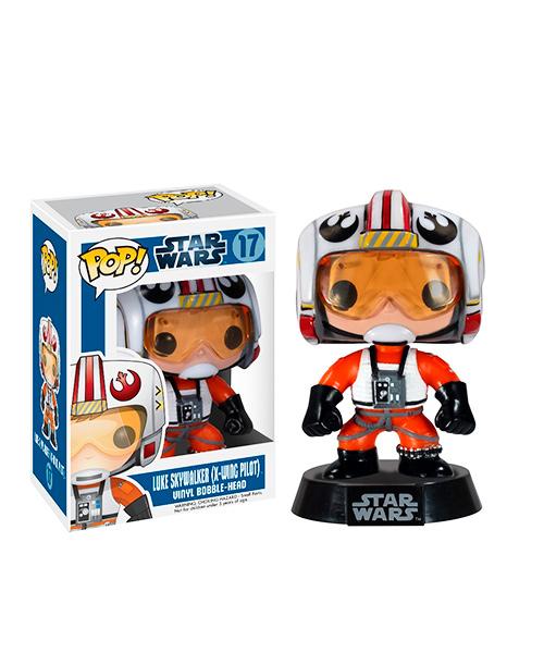 Funko Luke Skywalker Pilot (17)