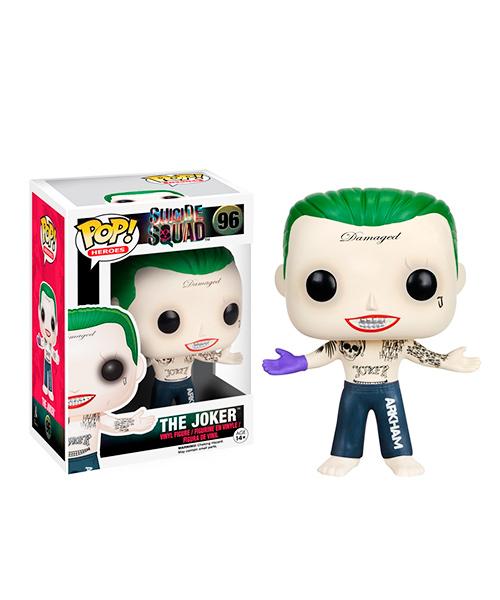Funko The Joker (Shirtless) (96)