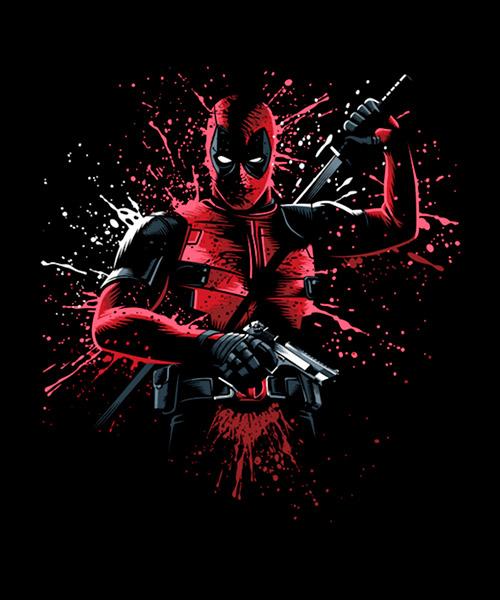 Cine-Ilustracion-Deadpool-Recargado