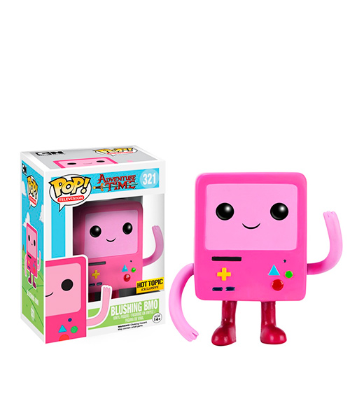 Funko BMO Pink (321)