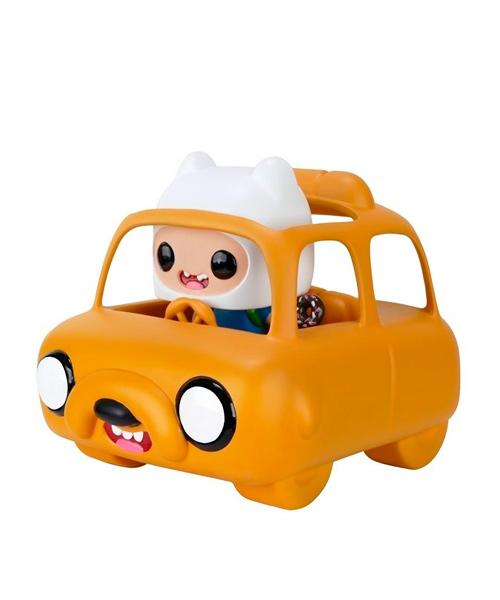 Funko Finn the Human with Jake Car (14)
