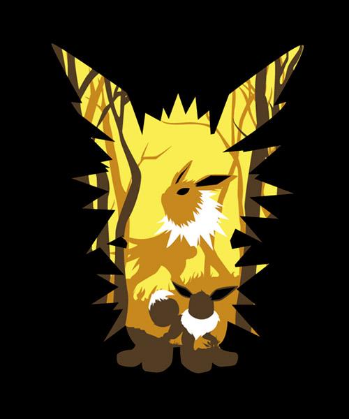 Serie-Ilustracion-Piedras-evolutivas-de-Pokemon