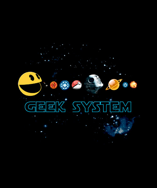 Videojuegos-Ilustracion-Sistema-Solar-Geek