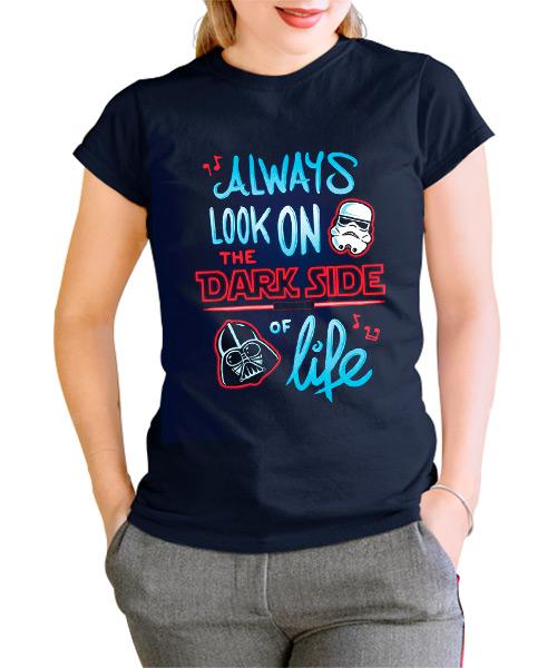 Cine-Camiseta-Mujer-Star-Wars-El-Lado-Oscuro