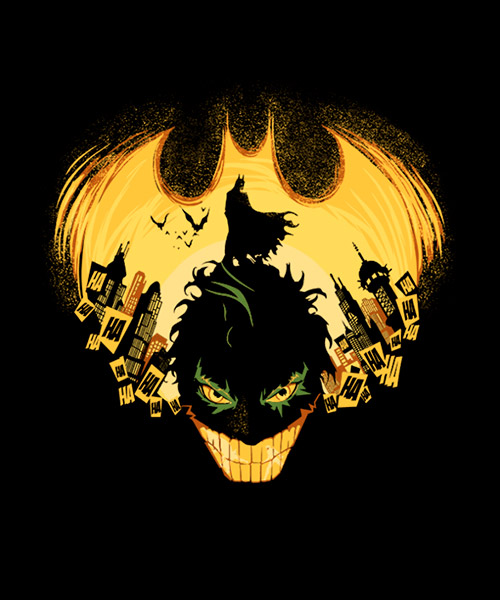 Cine-Camiseta-Batman-Knightmare