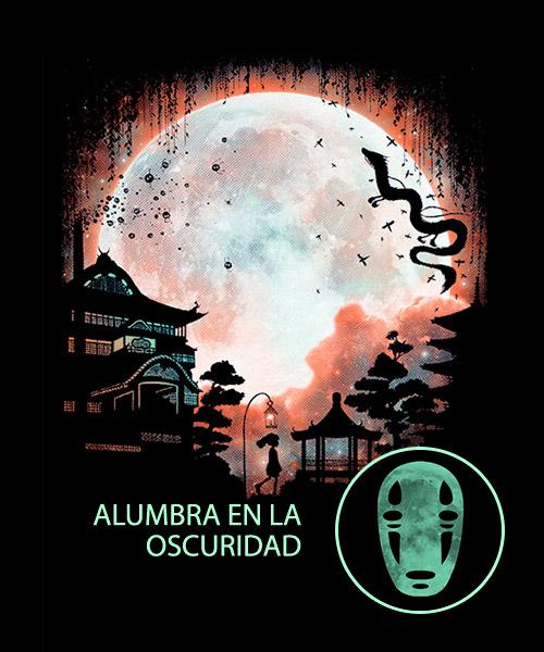 Cine-Camiseta-Spirited-Away
