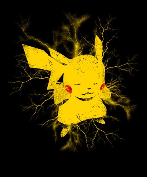 Series-Camiseta-Pikachu