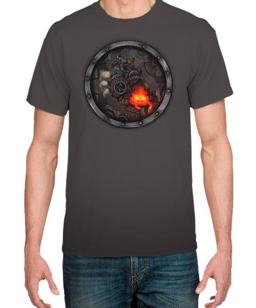 Camiseta Calcifer