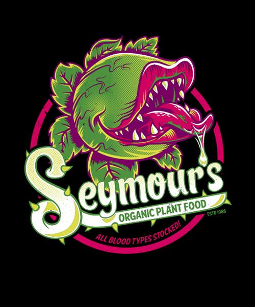 Cine-Camiseta-La-planta-carnivora-de-Seymour