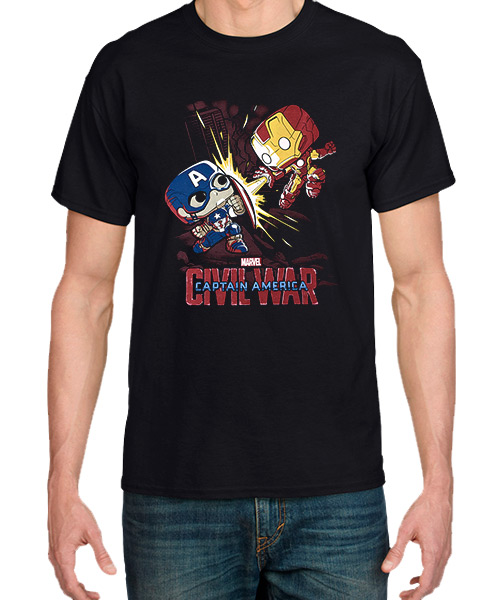 Cine-Ilustracion-Civil-War-Captain-America