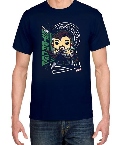 Cine-Camiseta-Doctor-Strange-Hechicero-supremo