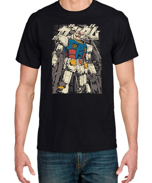 Cine-Camiseta-RX-78-2-Gudam