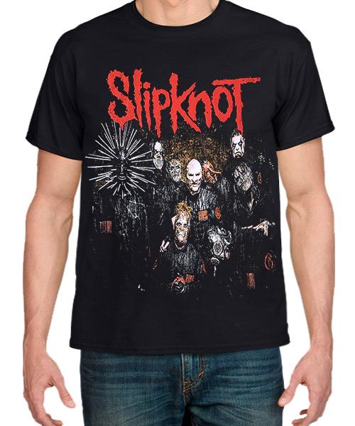Musica-Camiseta-Slipknot