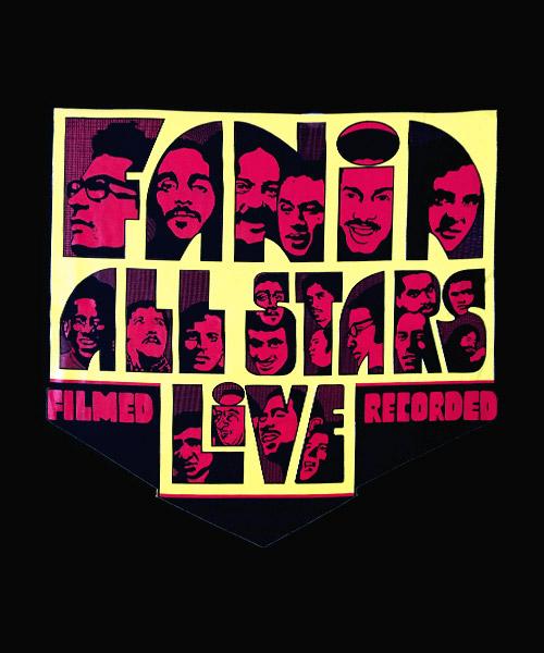 Música Ilustración Fania All Stars Live