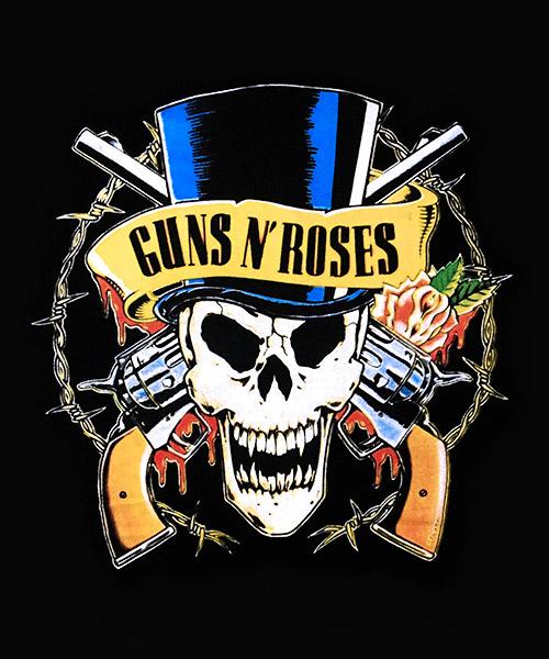Música Ilustración Frontal Guns N Roses Bad Obsession