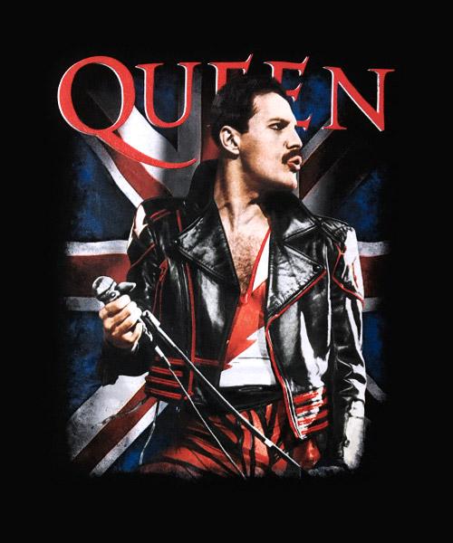 Musica-Camiseta-Queen-Freddie-Mercury