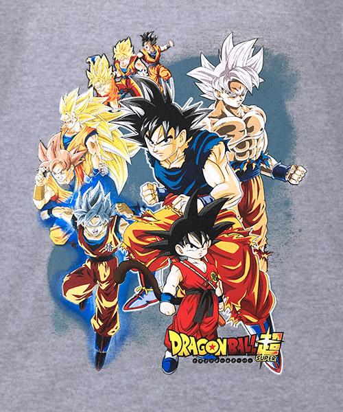 Series Ilustracion Trasera Dragon Ball Z Clasico