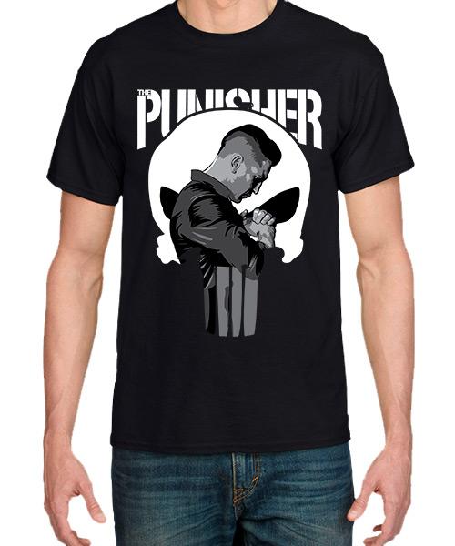 Camiseta The Punisher Frank Castle