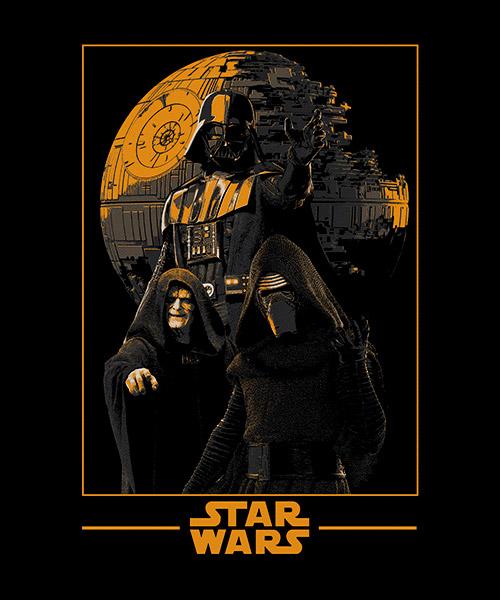Camiseta Star Wars Empire Boss