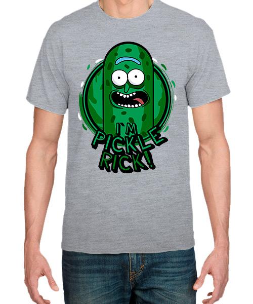 Camiseta Pepinillo de Rick And Morty
