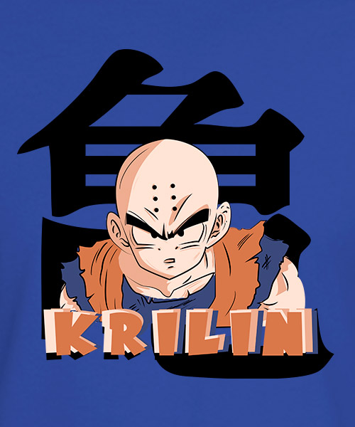 Series Camiseta Krillin Dragon Ball