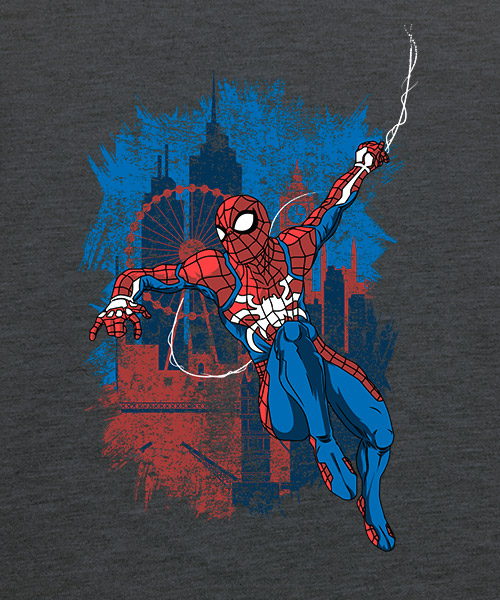 Camista Spiderman Advance Suit