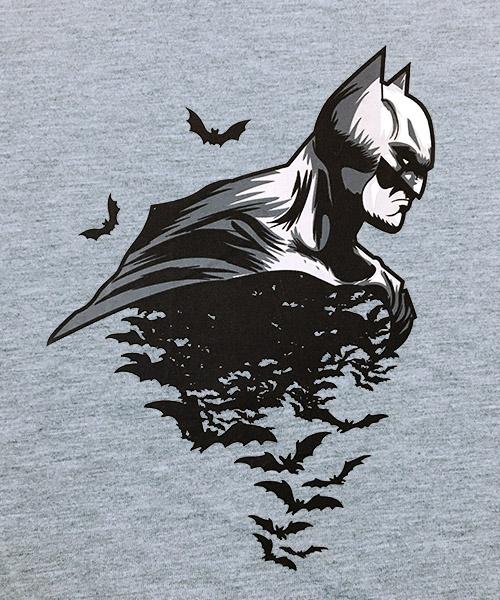 Cine Ilustración Batman The Dark Night