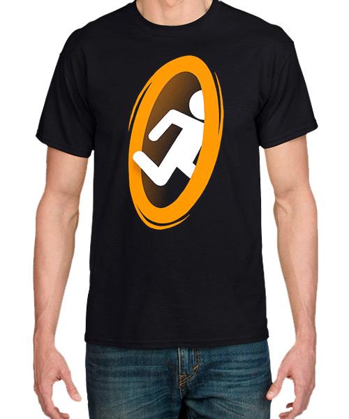 Camiseta Teletransportación