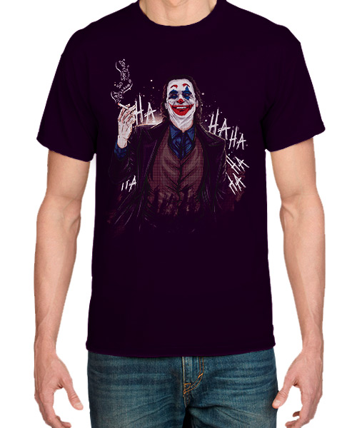 Camiseta Película El Joker