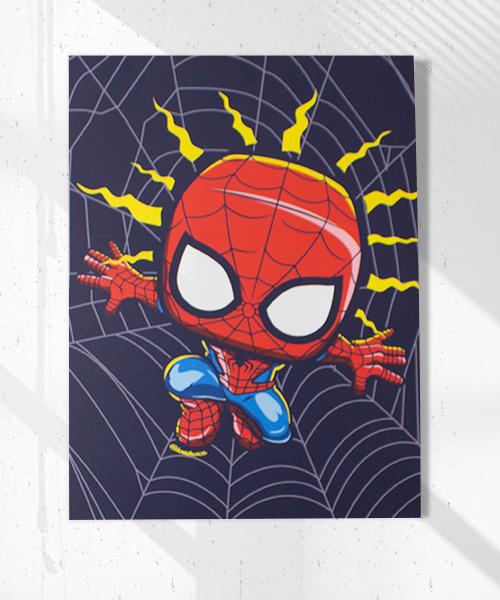 Cuadro Spider-Man Funko Pop!