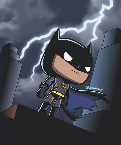 Cuadro Batman Funko Pop!