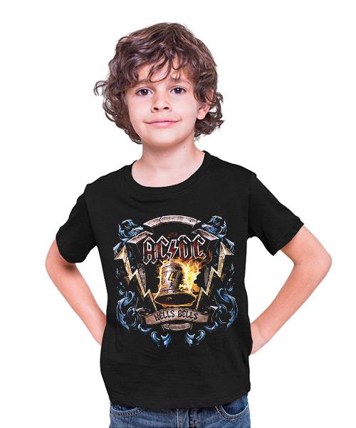 Camiseta AC DC Hells Bells