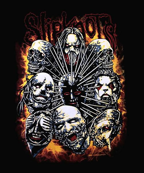 Camiseta de Slipknot