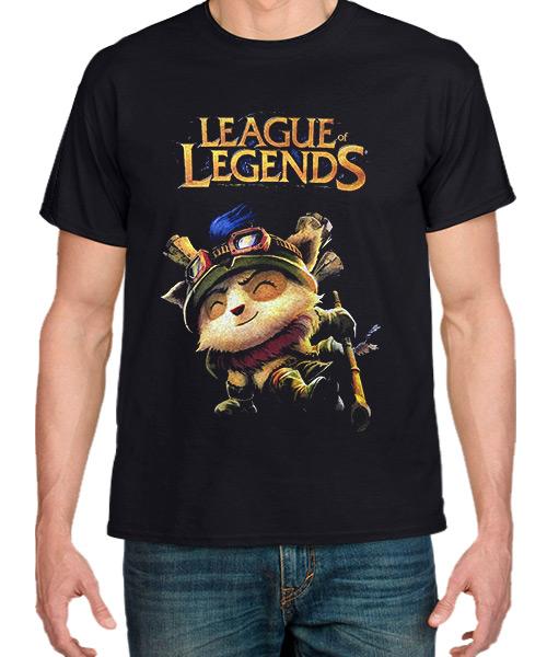 Camiseta Teemo de League of Legends