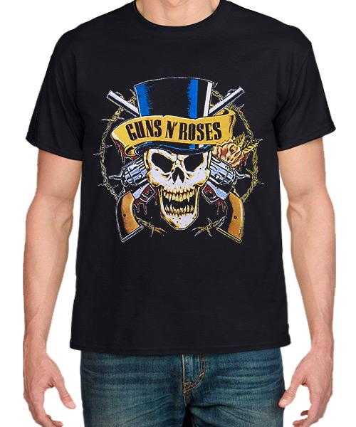 Camiseta Guns N` Roses