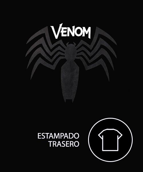 Camiseta Venom versión ilustración