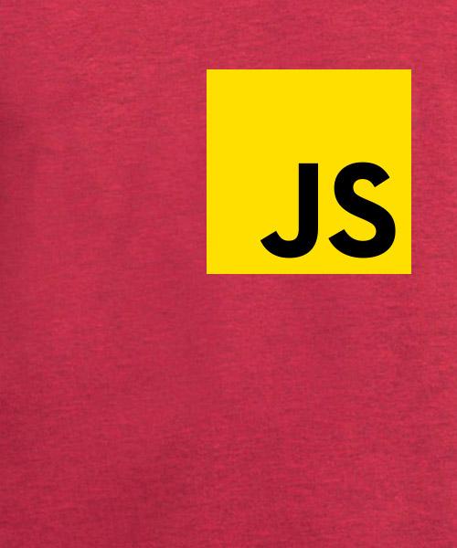 Desarrollo Web Camiseta JavaScript