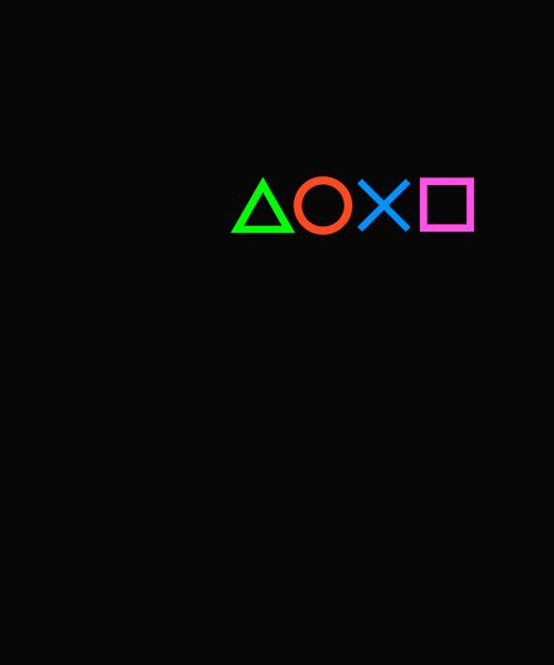 Camiseta Videojuegos Logo PlayStation One