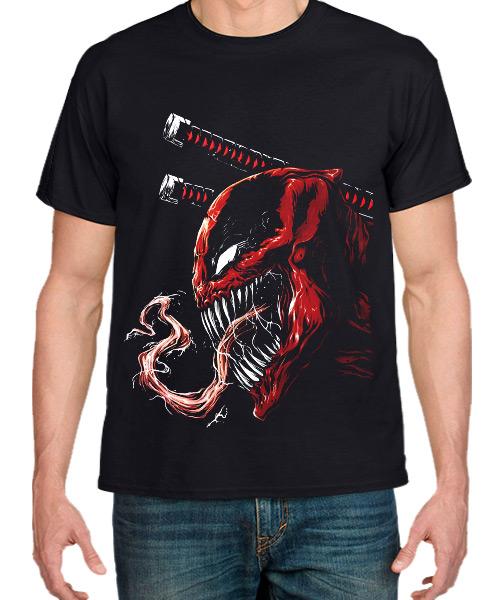 Camiseta Mandrágora Store Venom Pool