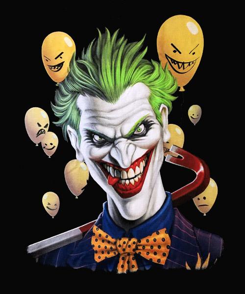 Camiseta Mandrágora Store El Joker Clásico
