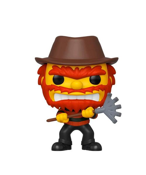 Funko Pop Evil Groundskeeper Willie 824