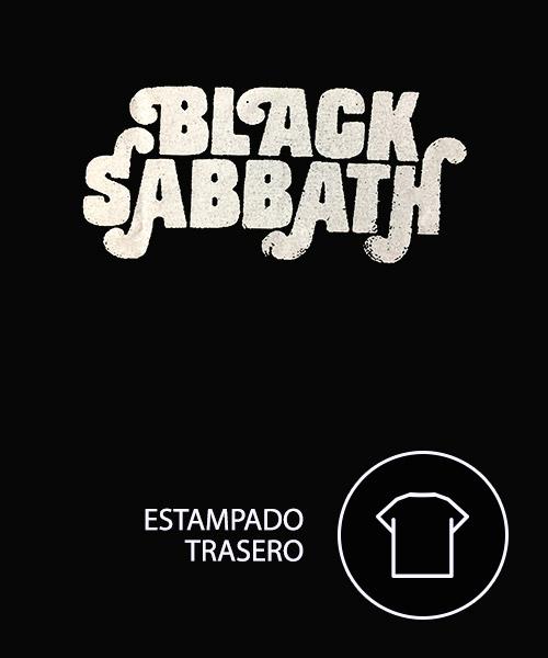 Camiseta Mandrágora Store Black Sabbath