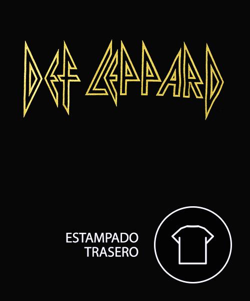 Camiseta Mandrágora Store Def Leppard