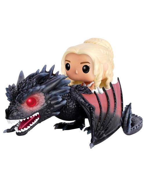 Funko Pop! Daenerys & Drogon 15