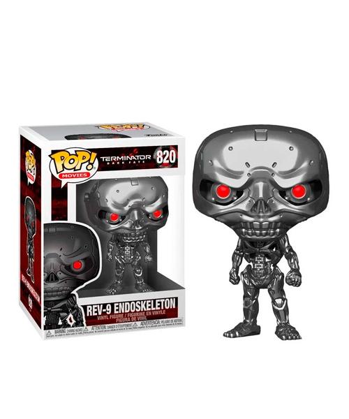 Funko Pop! Rev-9 Endoskeleton 820