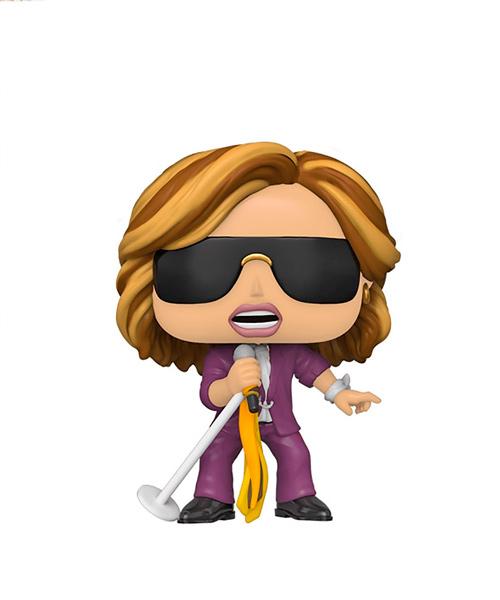 Funko Pop! Aerosmith Steven Tyler 172