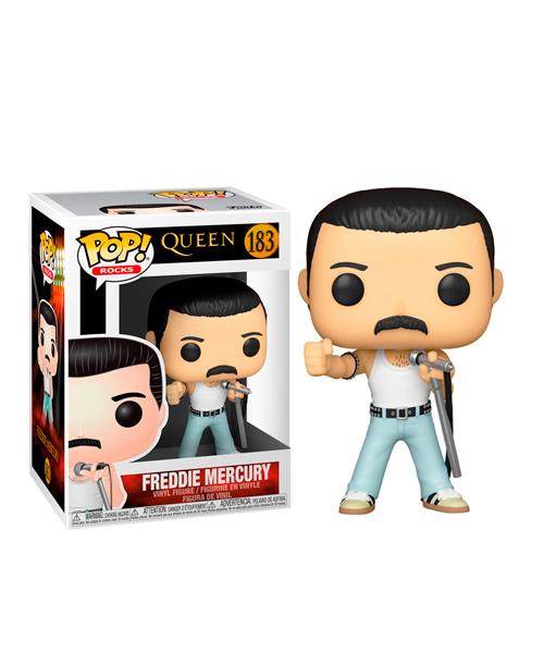 Funko Pop! Queen Freddie Mercury Radio Gaga 183