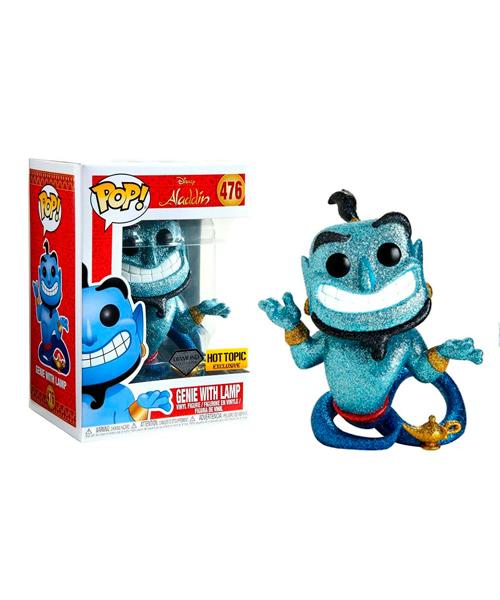 Funko Pop! Genie With Lamp 476 Caja