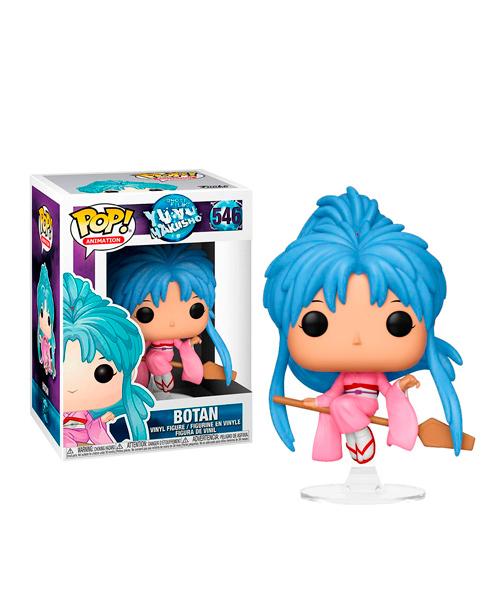 Funko Pop Yuyu Hakusho Botan 546 caja