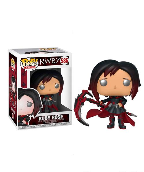Funko Pop RWBY Ruby Rose 586 Caja
